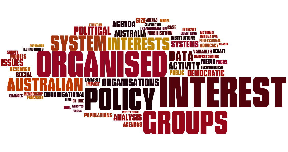 a study on the effects of interest groups on politics The new study, with the jaw-clenching title of testing theories of american politics: elites, interest groups, and average citizens, is forthcoming in the fall 2014 edition of perspectives on.